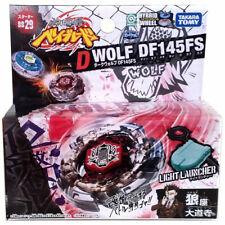 GENUINE Takara Tomy Dark Wolf DF145FS Beyblade BB29 STARTER SET WITH LAUNCHER