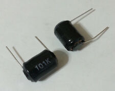 Inductor 100uH Radial Leads Mag Layers USA +/-10% IFWRL-101K NEW 50Pcs