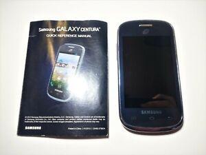 Samsung Galaxy Centur SCH-S738C - 4GB - Gray (Straight Talk) Smartphone