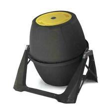 48 Gallon Tumbling Composter Garden Bin Dual Latch Lid Decomposer UVA Inhibitor