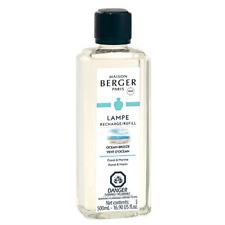 Ocean Breeze - Lampe Berger Fragrance Refill for Home Fragrance Oil Diffuser - -