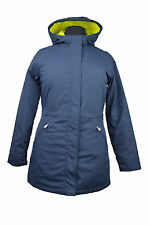 7569 THE NORTH FACE NWT WOMENS URBAN NAVY SPLIT HEM SOFT SHELL JACKET L $249