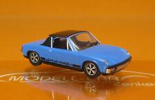 Wiking 079207 VW Porsche 914 hellblau Scale 1 87