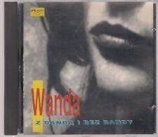 WANDA KWIETNIEWSKA Z BANDA I BEZ BANDY 1992 INTERSONUS CD LOMBARD OSTROWSKA
