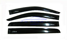 Weather shield window visor injection visors Suit Holden Colorado 7 trailblazer
