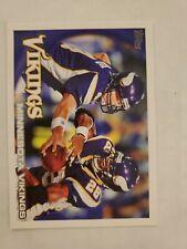 2010 Topps Brett Favre Vikings card #188
