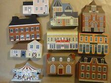 One Random Piece - The Cats Meow Village - Building - Vintage Shelf Sitter