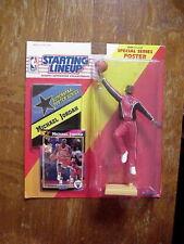 MICHAEL JORDAN Starting Lineup SPECIAL POSTER SERIES Action FIGURE 1992 in Pack