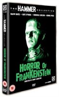 The Horror Of Frankenstein DVD Nuovo DVD (OPTD0636)