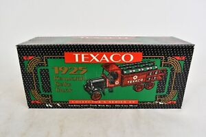 1925 Texaco Kenworth Stake Truck Collector's Series #9 Die Cast Metal Coin Bank
