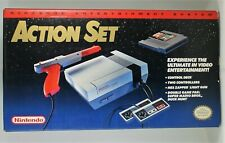 Nintendo NES Action Set Console Bundle Box