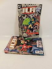 DC COMICS JLA YEAR ONE COMPLETE RUN ISSUES #1-12 JUSTICE LEAGUE OF AMERICA 1998