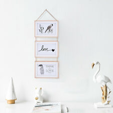 Multi Photo Frame Set Hanging Picture Modern Display Wall Art Home