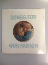 Songs For Our Father, Lou Fortunate 1971 Christian LP Album, Still Sealed, Rare
