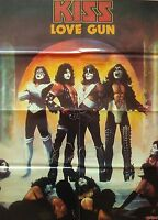 ⭐⭐  IN EXTREMO  [ LIVE ] ⭐⭐ KISS  ⭐⭐  1 Poster / Plakat ⭐⭐ 59 x 82 cm ⭐⭐