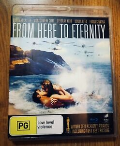 From here to eternity bluray classic