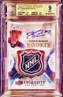 2015-16 Exquisite Connor McDavid 1/1 RPA NHL Shield Logo Patch BGS 9.5 10 AUTO