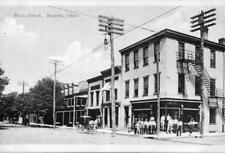 Old Photo.  Batavia, Ohio.  Main Street