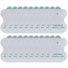 20x Replacement Electrode Pad Electric Therapy Tens Massager Units Electrode Pad