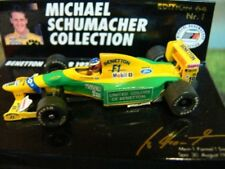 Pauls Model Art Automodell F1 Michael Schumacher BENETTON F630