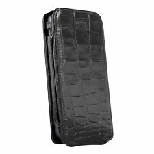 [ TARGUS ] SENA Croco Leather Magnet Flipper Cover For iPhone 5/5S TAGUS