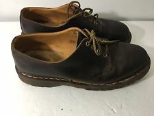 Dr. Martens, Men's Shoes, size 11, brown, air cushion