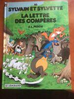 Sylvain et Sylvette, tome 10 : La lettre des compères de... | Livre | d'occasion