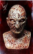 Freddy Silicone Mask Krueger Part 4  WFX  Special Pre Halloween Offer!