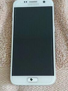 "Genuine Samsung Galaxy S7 SM-G930A 32GB 5.1"" 4G LTE Unlocked AT&T S"