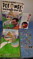 Vintage Pee-Wee's Colorforms Play Set vtg cool 80s pee wee