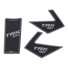 Motorcycle Gas Oil Fuel Tank Pad Protector Decal Sticker for BENELLI TRK 50 B6y8