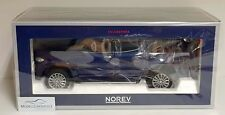 Norev 1/18 : 183421 Mercedes-Benz x-Klasse Pick-Up (2018) - Blue Metallic
