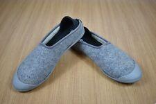 Mahabis Classic Slipper Shoe Gray Indoor Outdoor CL150108 Size 44