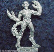 1987 Chaos Daemonette of Slaanesh 0225 07 Lustspite Citadel Warhammer Demon Army