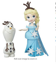 Frozen Little Kingdom Elsa And Olaf (Snap-In's) Brand New
