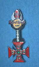 HARD ROCK CAFE 2009 San Diego Gothic Cross Guitar Series 3 of 4 pin Pin # 49636