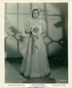 CECILIA PARKER Seven Sweethearts Orig 1942 Photo MGM