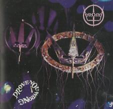 Prong - Prove You Wrong ( CD ) + Bonus Tracks NEW / SEALED