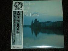 Steve Hackett Hungarian Horizons (Live In Budapest) Japan Mini LP Dbl CD