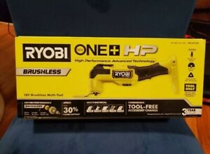 RYOBI ONE+ 18-Volt Cordless Multi-Tool (Tool Only) - Brand New in Box