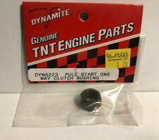 Dynamite DYN6223 One-Way Clutch Bushing for Pull Start TNT .12-R Nitro Engine RC