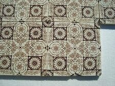 Lot of 8 majolica original antique tiles w/ small defects sale very low price