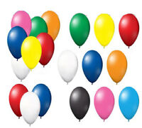 "100 PCS HELIUM Balons Latex Balloons 10"" Wedding Birthday Party CHRISTENING"