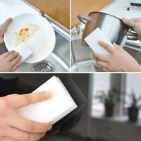 Cleaning Sponge Stain Eraser Remover Pad Home N4D8 White Supplies G0M8