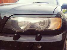 BMW x5 e53 Eyebrows Headlight Lids Eyelids Brows 99-2003 - Prefacelift