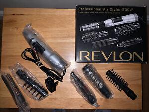 Revlon Radiant Volume Hot Air Hair Styler 9250U Not Used, Open Box