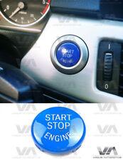 BMW 3 5 6 X3 X5 X6 SERIES E60 E90 E92 E70 E71 START STOP PUSH BUTTON ENGINE BLUE