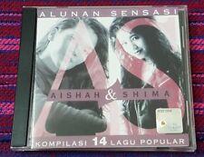 Aishah & Shima ~ Koleksi Terbaik( Malaysia Press ) Cd