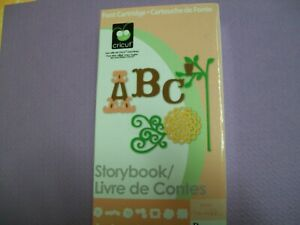 STORYBOOK FONT  CARTRIDGE - IN ORIGINAL BOX WITH  INSTRUCTION BOOKLET