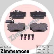 ZIMMERMANN Brake Pad Set, disc brake 23224.165.2